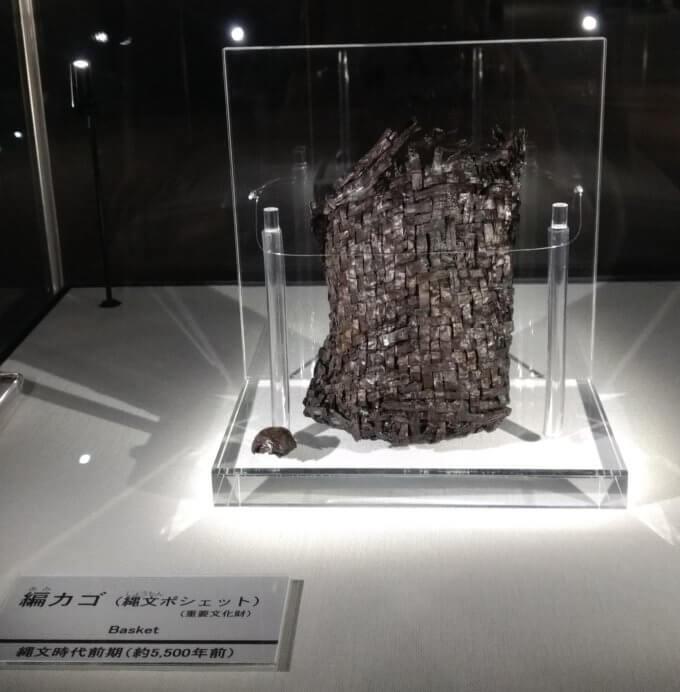青森 三内丸山遺跡 縄文時代 重要文化財