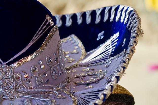 メキシコのソンブレロ