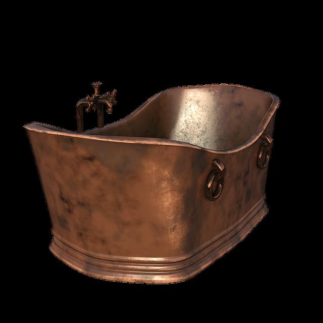 きたない浴槽