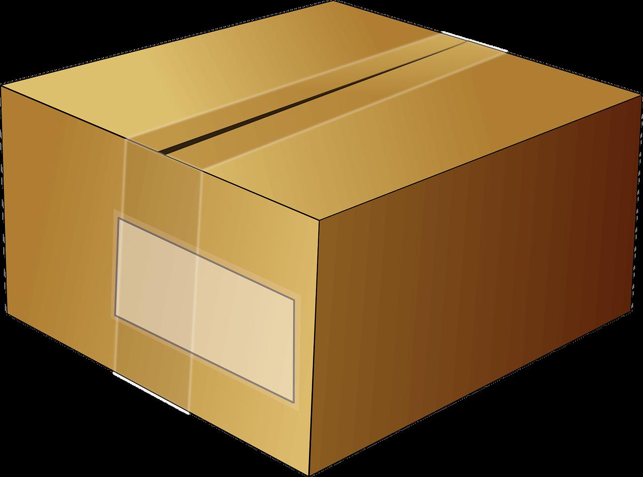 送り主不明の荷物