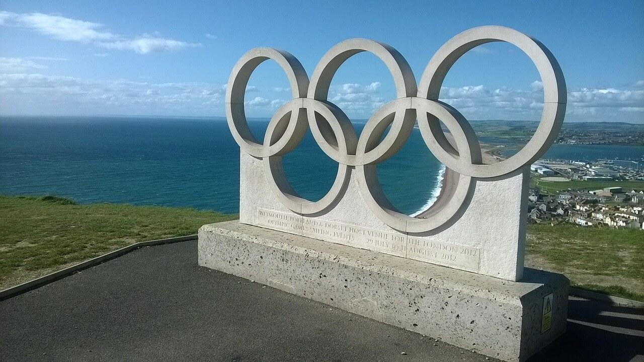 オリンピックのリング