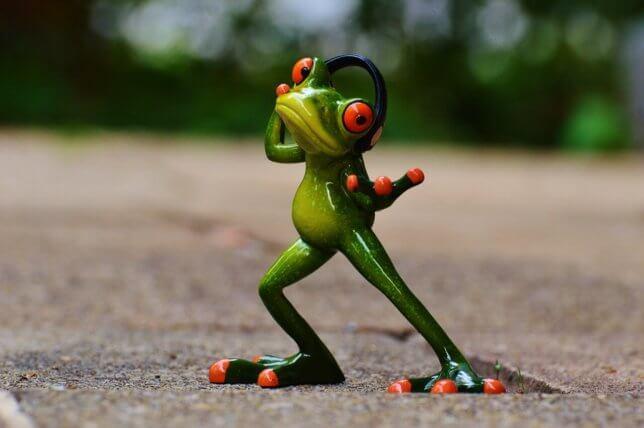 enjoy tapdance