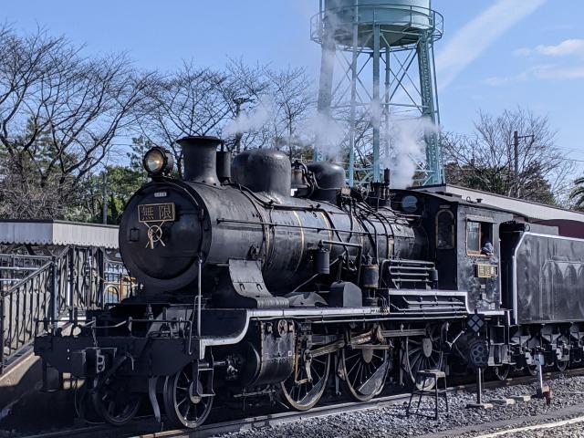 無限列車仕様のSL